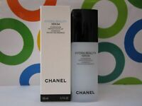 CHANEL ~ HYDRA BEAUTY SERUM HYDRATION PROTECTION RADIANCE ~ 1.7 OZ BOXED