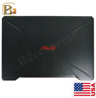 """New 15.6"""" LCD Back Cover for ASUS TUF Gaming FX504 FX504GE FX80 47BKLLCJN80 US"""