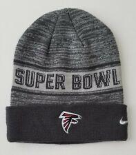 NFL Atlanta Falcons Adult Men Team Classic Super Bowl Li Side Patch 39Thirty Stretch Fit Cap