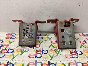 2003-2010 DODGE RAM 1500 2500 3500 PICKUP FRONT RIGHT DOOR HINGES UPPER & LOWER