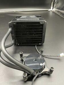 Original Dell Alienware Aurora Desktop Water Cooling Fan & Heatsink PP749 01YGW