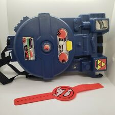 Vintage Kenner 1984 The Real Ghostbusters Proton Pack Backpack Original Arm Band