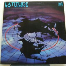 40 Degrees North / Latitude  (Vinyl, Lifestyle, LSR 6010, 1987)