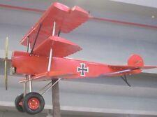 "Blechmodelle 37097 – ""Red Baron"" Großmodell  - Flugzeuge – Nostalgie – Oldtimer"
