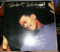 "John Lucien 12"" Sweet Control AUTOGRAPHED"
