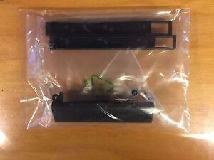 HDD 9.5mm Rubber rails  + Cover OEM Dell Latitude E6330/E6430/6530