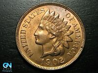 1902 Indian Head Cent Penny  --  MAKE US AN OFFER!  #B4650