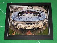 Bolton Wanderers FC Mounted Stadium Photo Signed x 17 2016/17 1st Team Squad