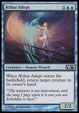 Aether Adept X4 NM M12 MTG Magic Cards Blue Common