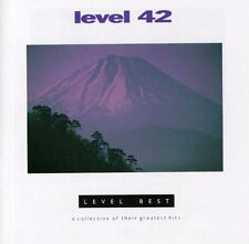 Level 42 - Level Best (CD NEUF)