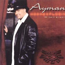 Hochexplosiv by Ayman (CD, Mar-2000, Wea/East/West) ##