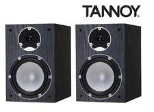 Tannoy Mercury 7.2 Black Oak Bookshelf Speakers (pair)