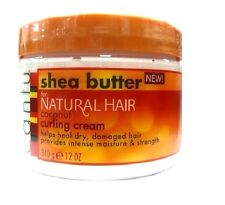 Cantu Shea Butter Natural Hair Coconut Curling Cream 340g VERSAND KOSTENLOS