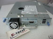 IBM 3573 LTO ULTRIUM 4 HH SAS DRIVE SLED TS3100/ TS3200 45E2030 45E1556 45E2240