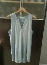 NWOT Anthropologie Cloth & Stone Cotton Knit Tunic Shirt Dress Sz XS