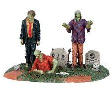 Nouveau LEMAX Spooky Town-The Dead Return-Zombie souffre/Fairy Garden-Halloween