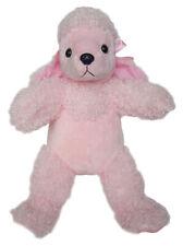 Cuddly Soft 16 inch Stuffed Soft Poodle.We stuff 'em.you love 'em! - Bear Mil
