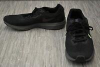 **Nike Zoom Winflo 4 898467-001 Running Shoes, Men's Size 11.5 - Black