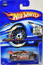 HOT WHEELS 2006 TOYOTA CELICA #163 BLACK FACTORY SEALED