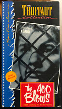 The 400 Blows 1959 Vhs Truffaut restored French New Wave