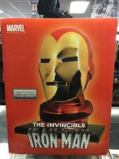 *RARE* ALEX ROSS LIFE SIZE IRON MAN BUST #43 of 250 DYNAMIC FORCES STATUE