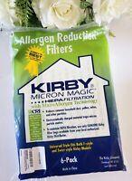Kirby 6 Pack Sentria Hepa Filtration Micron Magic Vacuum Bags 204808/204811