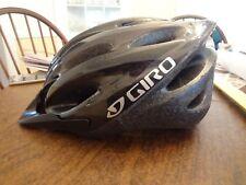 Giro Transfer Helmet G151X Mt Blk/Char Adult 54-61cm - Excellent Cond