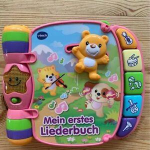 V-tech mein erstes Liederbuch nursery rhymes in German