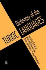 Dictionary of Turkic Languages-ExLibrary