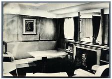 Les appartements présidentiels sur le Colbert Vintage silver print Tirage arge