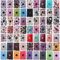 360 Rotating PU Leather Case Smart Cover Stand For iPad 2 3 4 Air 2 mini Retina