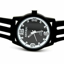 Silicone/Rubber Band Wristwatches