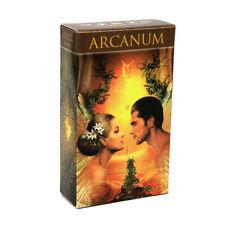 Arcanum Tarot Cards Decks Classical Rider Waite Divination Prophet Game Gift 78