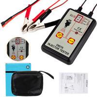 EM276 Professional Car Injector Tester 4 Pulse Mode Fuel System Scanner Tool UK