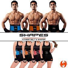 Neopreno Lumbar respaldo Body Moldeador De Cintura Modelador Trainer Adelgazar Gimnasio cinturón