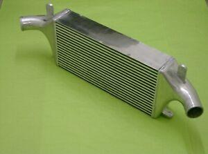 "Burstflow Universal Ladeluftkühler LLK 600x300x115 mm 3 "" 76 mm Bar and Plate"