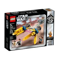 LEGO Star Wars: Anakin's Podracer - 20th Anniversary Edition  75258 - New