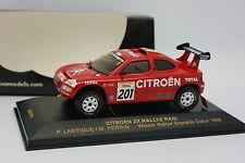Ixo 1/43 - Citroen ZX Rallye Raid Winner Rallye Granada Dakar 1996