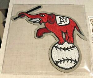 1960 KANSAS CITY A's ATHLETICS Cooperstown TEAM PATCH Willabee & Ward PATCH ONLY