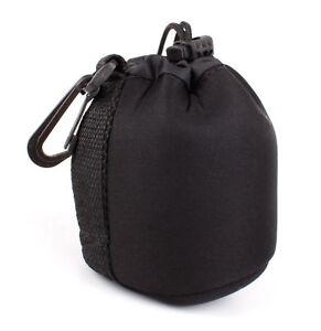 Jet Black Neoprene Pouch Case in Size Small for Garmin Forerunner 235 Watch