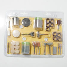 105Pc Rotary Power Tool Accessory Bit Set Fits 1/8