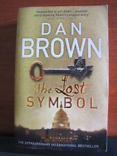 The Lost Symbol - by Dan Brown - 2010 PB - Robert Langdon mystery