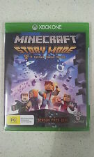 Minecraft Story Mode A Telltale Game Series Xbox one Brand New and Sealed