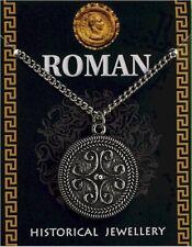 Roman Filigree Pendant On A Chain
