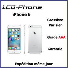 Apple iPhone 6 Argent 16Go Débloqué Garantie 6mois Vendu avec boîte et accessoir