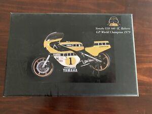 Minichamps - 1:12 Kenny Roberts Yamaha YZR500 - 1979 GP World Champion