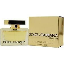Dolce & Gabbana The One By D&G 2.5oz/75ml Women's Eau De Parfum Spray Perfume