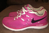 NIKE DUAL FUSION LITE (GS) girl's youth size 4Y~ATHLETIC SNEAKERS (599295-602)