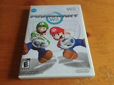 Mario Kart Wii CASE / BOX ONLY / NO BOOKLET / NO GAME