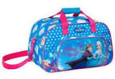 "Disney FROZEN ""Follow Your Heart"" Sport / Hand / Shoulder / Travel Bag"